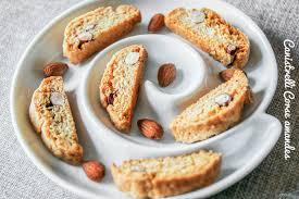 Canistrelli: des petits biscuits secs, sucrés et croquants